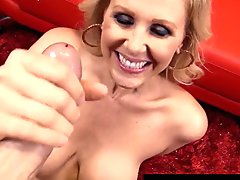 Lusty Love Making Queen Julia Ann Strokes &amp_ Sucks Your Cock!
