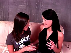 Young Teen Lesbian Lovers Experiment
