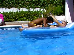 French amateur fucking filmed outdoor Vol. 13